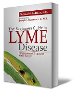 The Beginners Guide to Lyme Disease Book