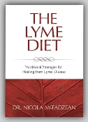The Lyme Diet Book
