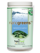 Nanogreens® 10 - 12.7 oz.